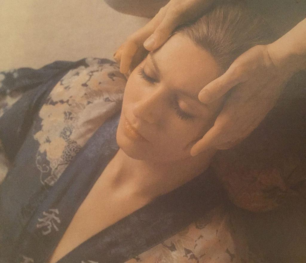 Akupressur til hovedpine