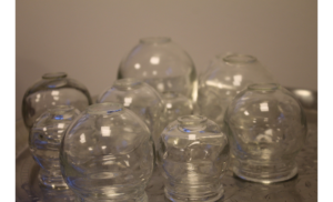 cupping behandling med glas cupper